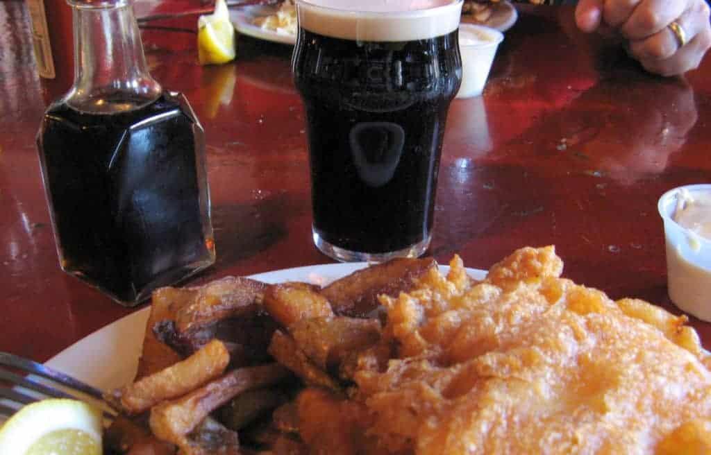 Fish-Chips-Guinness-Malt-Vinegar