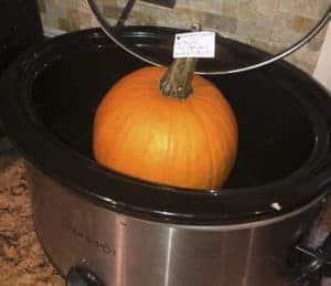 Easy Pumpkin Prep